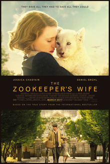 2017 Zookeepers Wife
